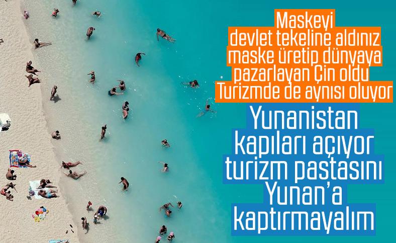 Yunanistan, ülkeye gelen turistlere test yapmayacak