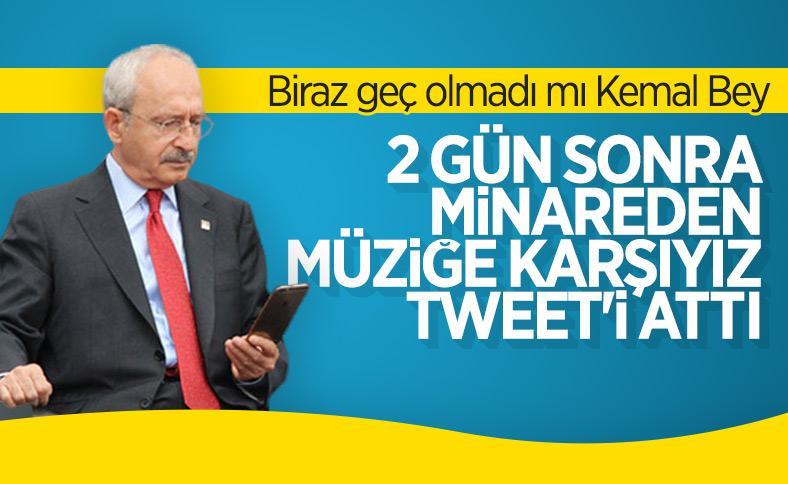 Kemal Kılıçdaroğlu: İbadet yerlerimiz kutsaldır