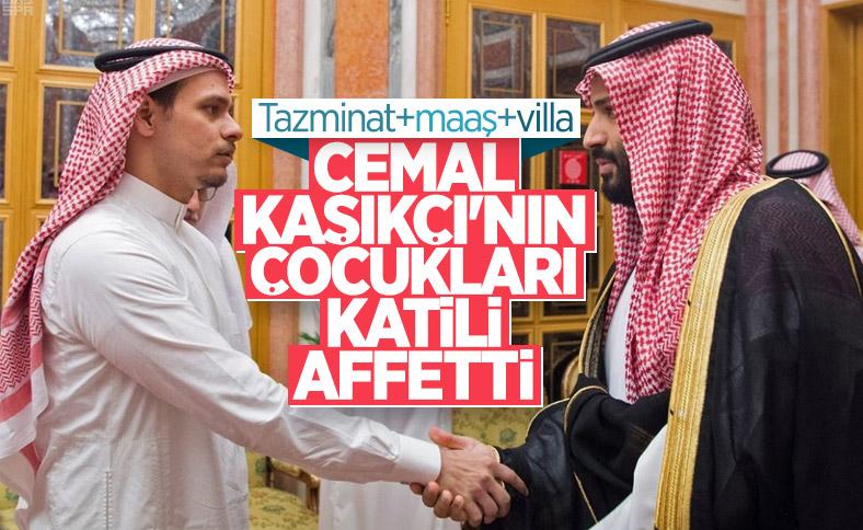 Cemal Kaşıkçı'nın ailesi katilleri affetti