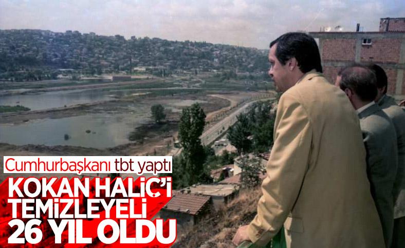 Erdoğan'ın Dünya Biyolojik Çeşitlilik Günü paylaşımı