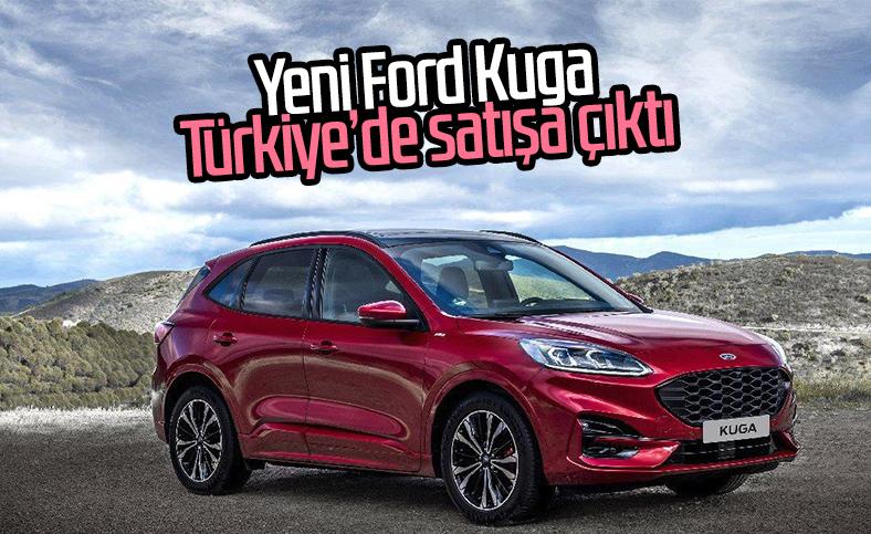 Yeni Ford Kuga Türkiye'de satışta: İşte fiyatı