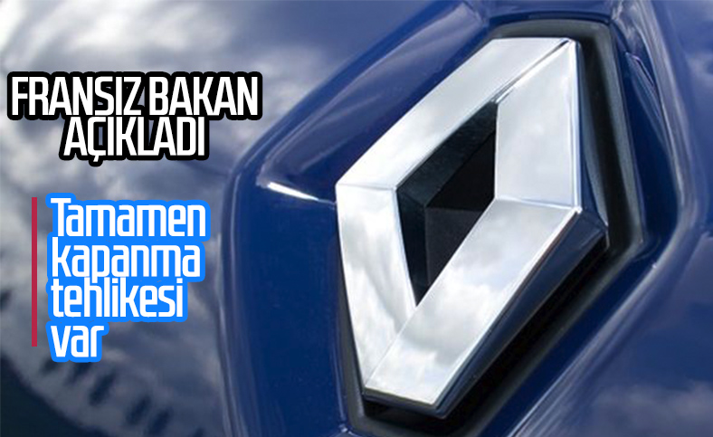 Renault, tamamen kapanma tehlikesiyle karşı karşıya