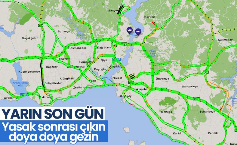 İstanbul, bayramda sessizliğe büründü