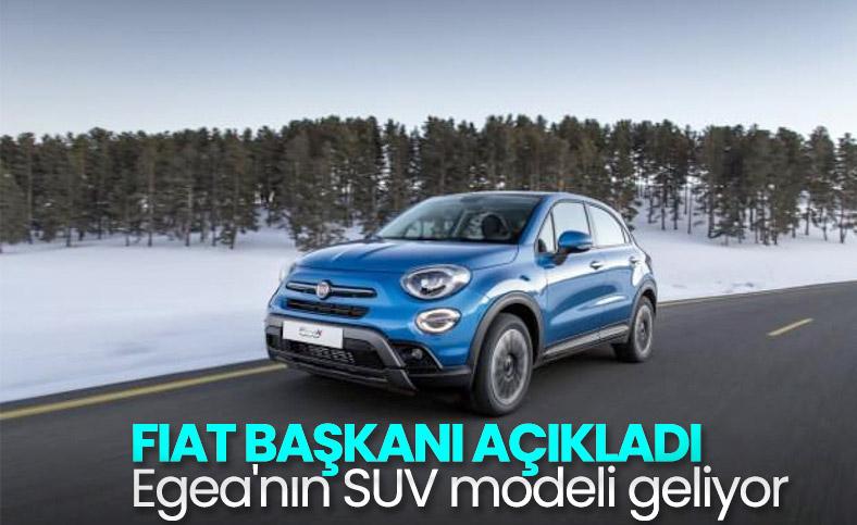 Fiat Egea'nın SUV modeli çok yakında geliyor