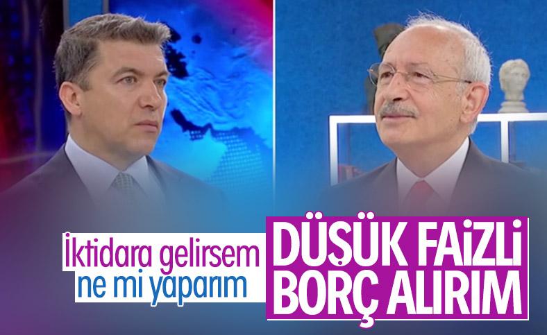 En son haberler: Kılıçdaroğlu'ndan Türkiye için kaynak çözümü
