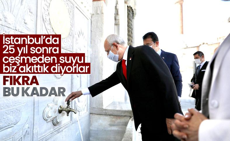 Kılıçdaroğlu ile İmamoğlu'nun tarihi yarımada turu