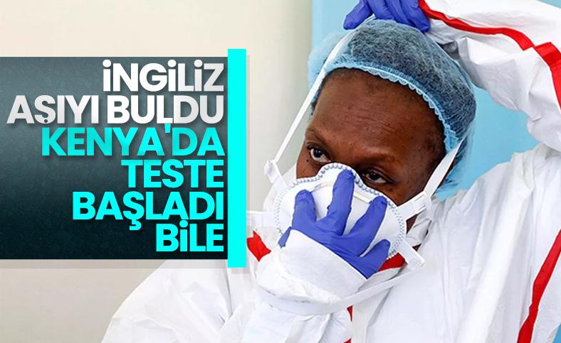 Oxford, korona aşısını Kenyalılar üstünde deneyecek