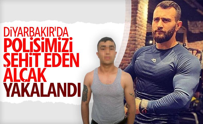 Diyarbakır'daki saldırının faili yakalandı