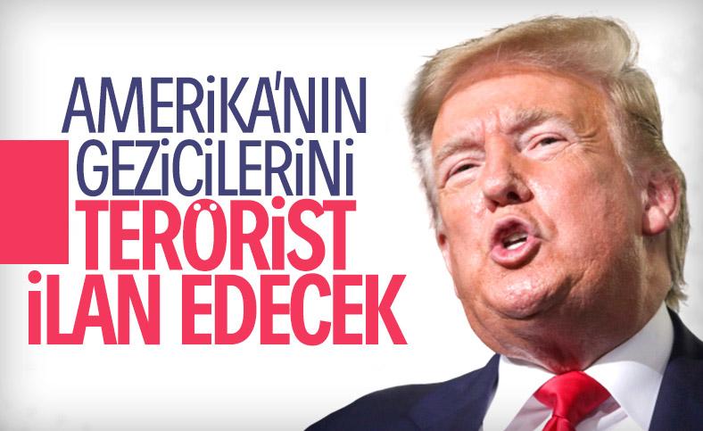 Trump, ANTIFA'yı terör örgütü ilan edecek
