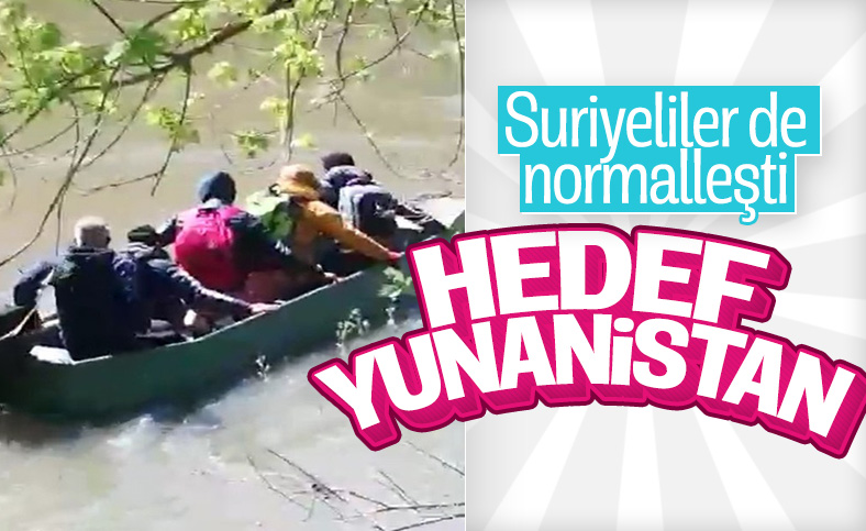 Edirne'den Avrupa'ya göçler yeniden başladı