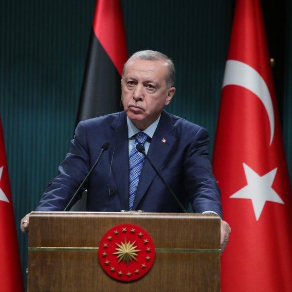 Türkiye'den Libya'ya tam destek