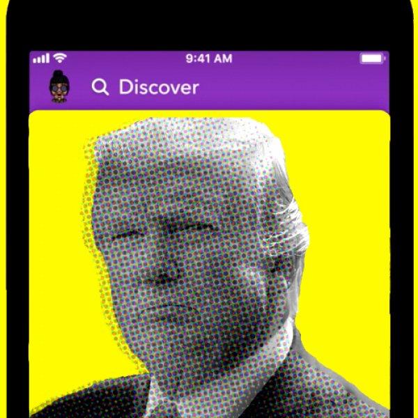 Snapchat, Donald Trump'ın reklamını yapmayacak #1