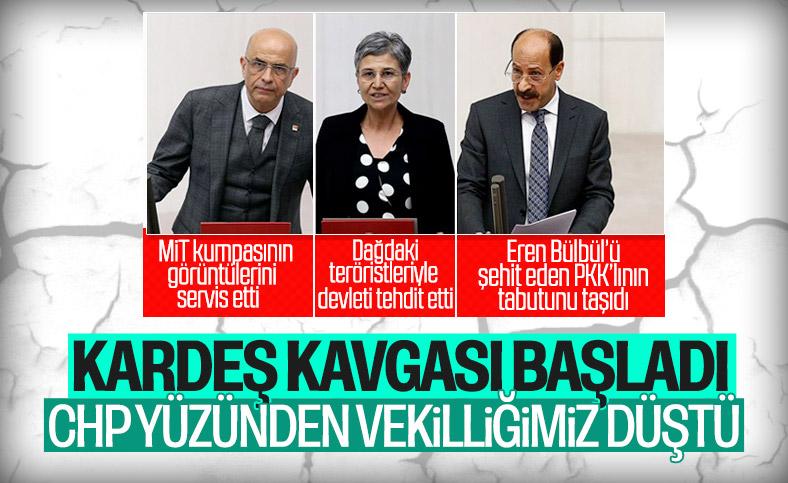 Leyla Güven CHP'yi suçladı