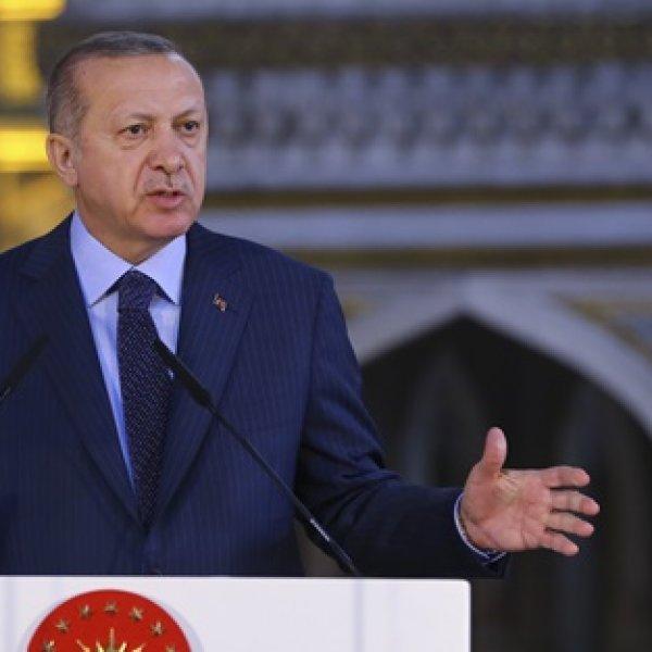 Erdoğan'dan Ayasofya kararı #1