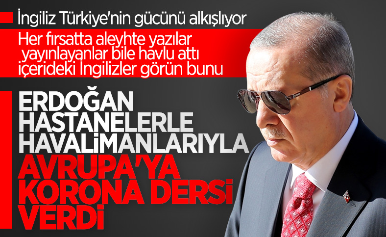 The Economist, Türkiye'nin koronavirüs başarısını övdü