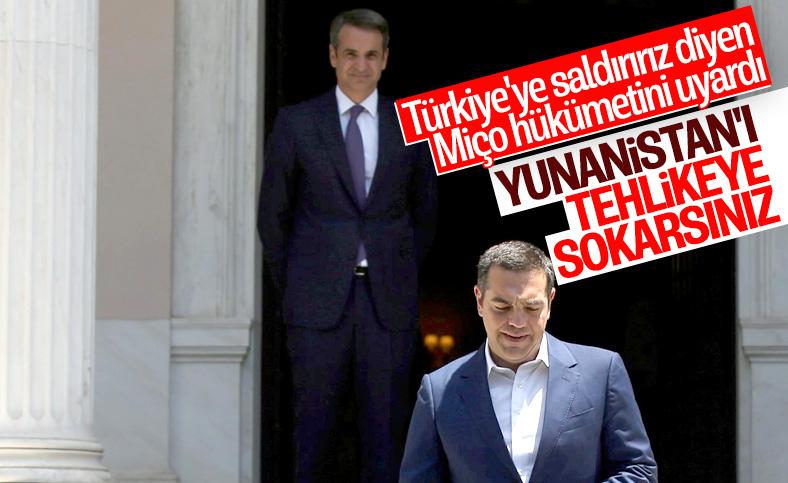 Çipras'tan Miçotakis'e Erdoğan ile görüş çağrısı
