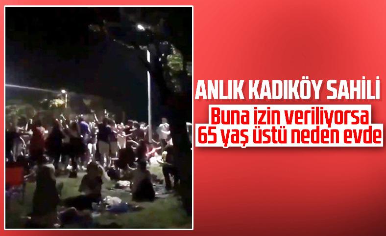Kadıköy'de yasaksız ilk hafta sonu