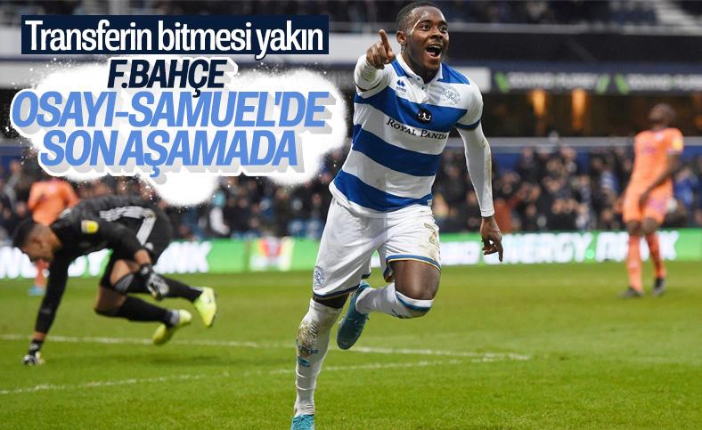 Fenerbahçe, Osayi-Samuel transferini bitiriyor