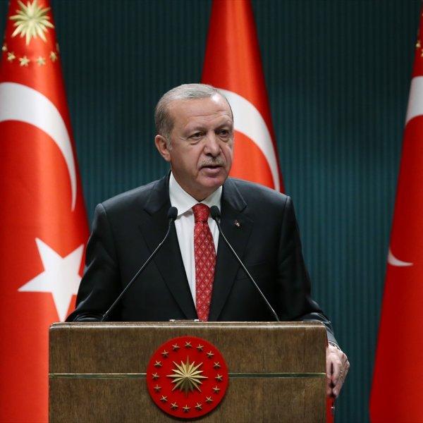 Erdoğan salgın döneminde verilen destekler açıkladı