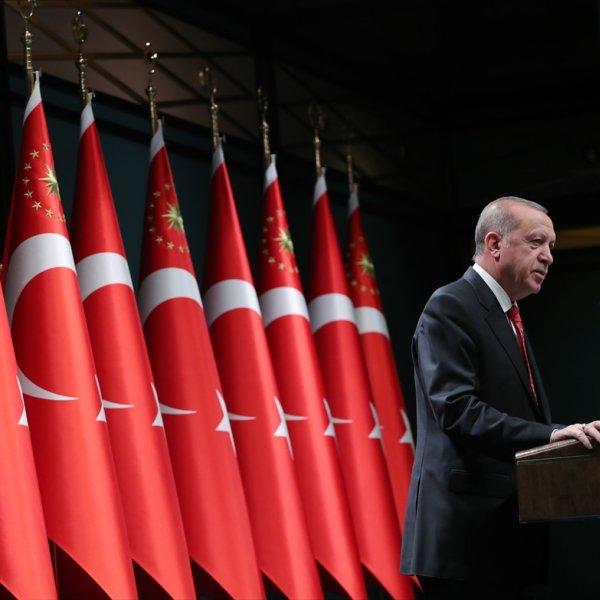 Cumhurbaşkanı Erdoğan, normalleşme kararlarını açıkladı