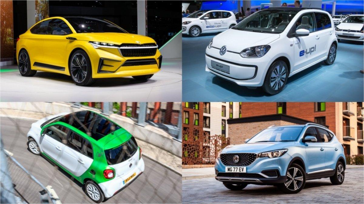 Rusya dan elektrikli araçlara teşvik #1