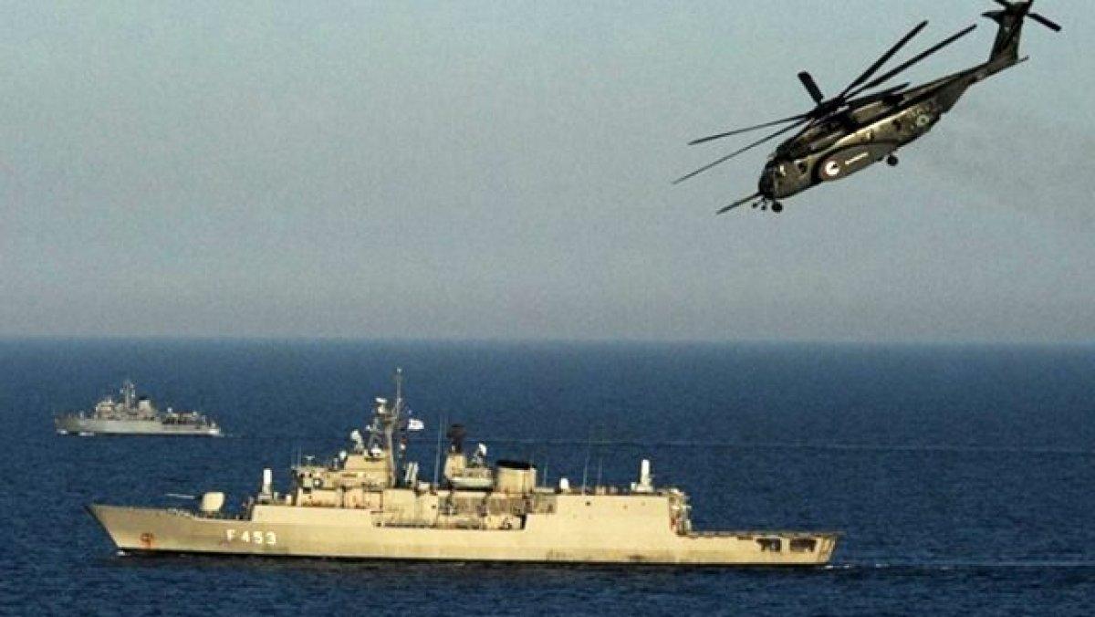 Yunan Donanması, Türk Gemisini Engellemeye Çalıştı »