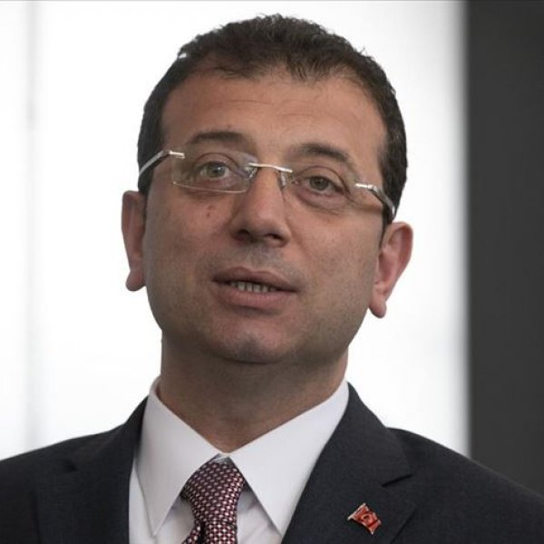 Yunan gazeteci İmamoğlu'na Ayasofya'yı sordu