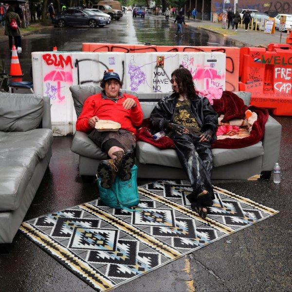 Seattle'da gerilim yükseliyor