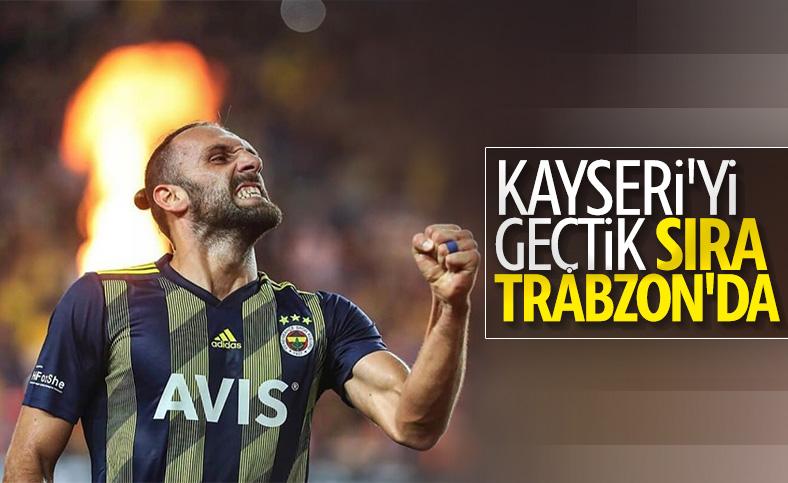 Vedat Muric: Trabzonspor'u da geçeceğiz