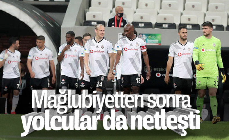 Beşiktaş'ta gönderilecekler belli olmaya başladı