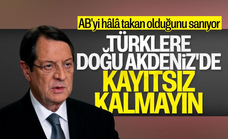 Rum yönetimi: Türkiye güvenliğimizi tehdit ediyor