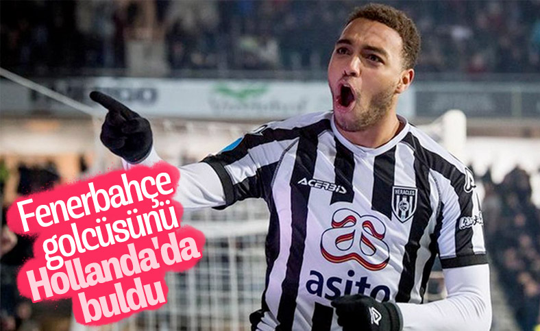Fenerbahçe, Cyriel Dessers'ı istiyor