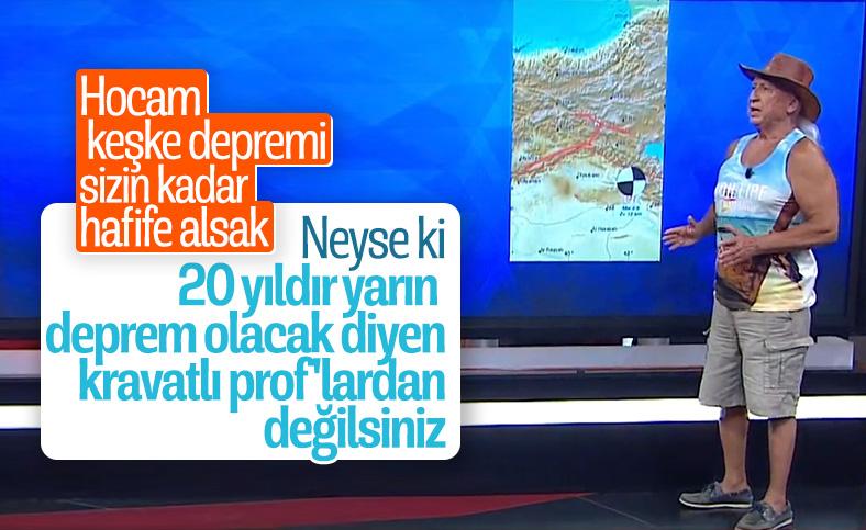 Prof. Dr. Üşümezsoy'dan İstanbul için deprem tahmini