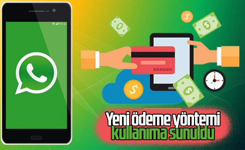 WhatsApp, para gönderip alma özelliğini kullanıma sundu