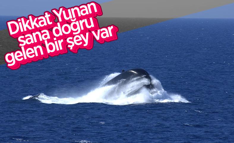 Akdeniz'de Türk ve İtalyan denizaltılardan ortak eğitim
