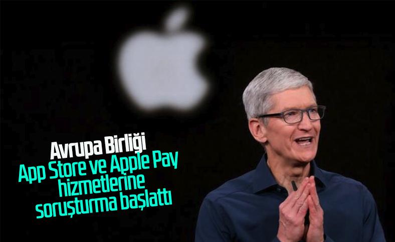 Avrupa Birliği, Apple'a soruşturma açtı