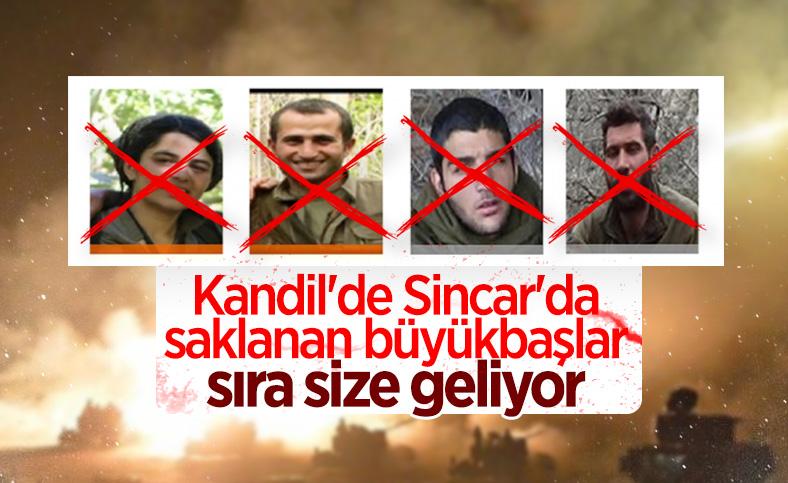 Öldürülen 7 teröristten 4'ü arananlar listesindeydi