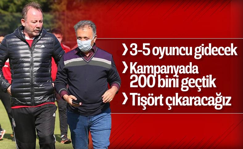 Ahmet Nur Çebi: 48 saatte 200 bin SMS geldi