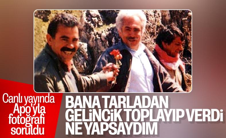 Perinçek, Öcalan ile olan fotoğrafını yorumladı