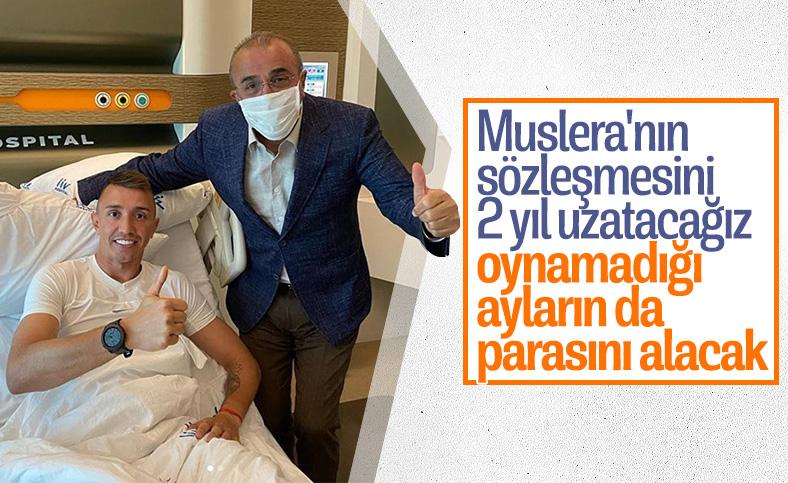 Abdurrahim Albayrak: Muslera'nın sözleşmesini uzatacağız
