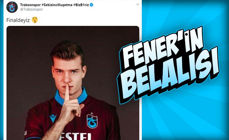 Trabzonspor'dan 'Sus' paylaşımı