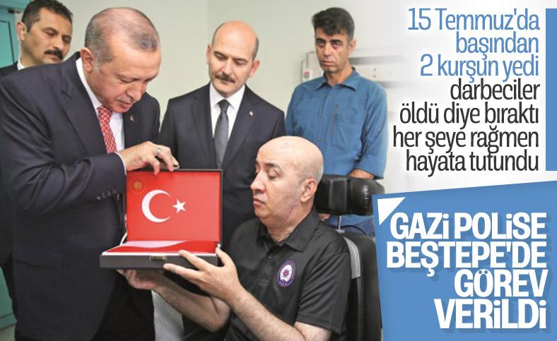 Turgut Aslan, Cumhurbaşkanı Başdanışmanlığı'na atandı