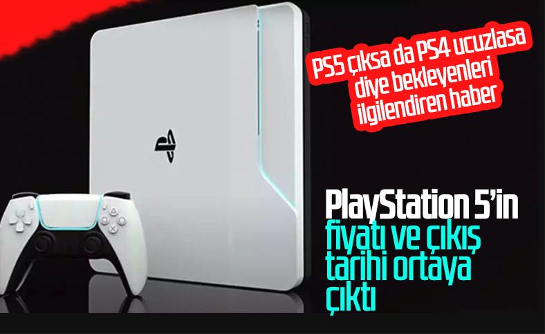 PlayStation 5'in fiyatı Amazon Fransa'da ortaya çıktı