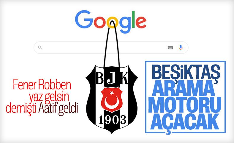 Beşiktaş arama motoru açıyor
