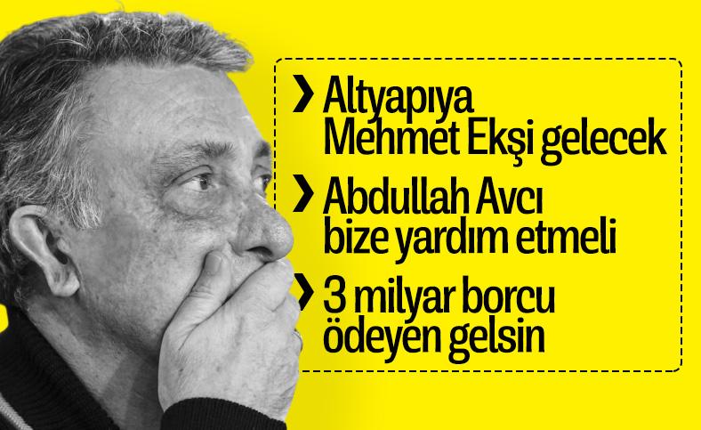 Ahmet Nur Çebi: Mehmet Ekşi'yle anlaşacağız