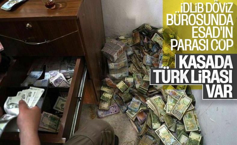 Suriye'de Esad'ın parasının değeri yok