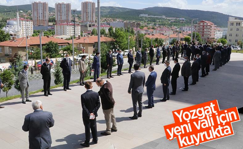 Yozgat'ın yeni valisi göreve başladı