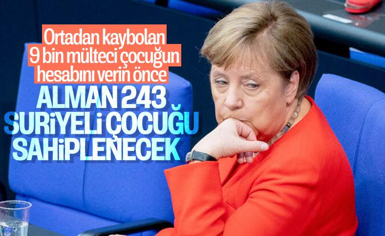 Almanya, Yunanistan'daki kamplardan sığınmacı getirecek