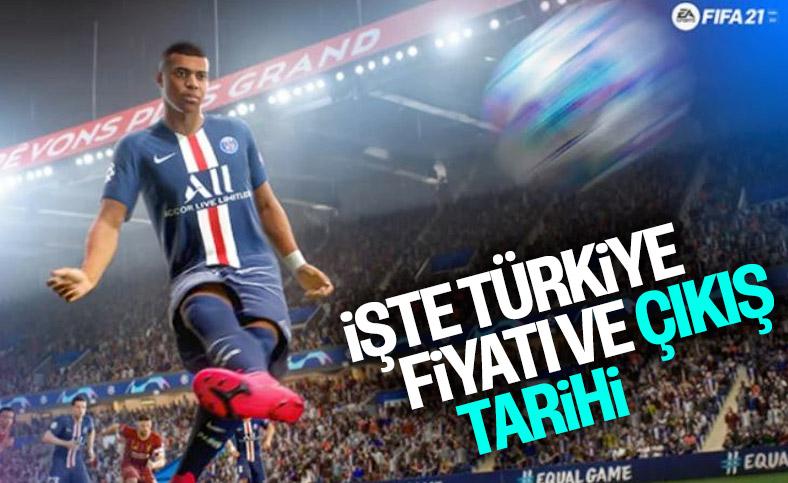 FIFA 21'in çıkış tarihi ve Türkiye fiyatı belli oldu
