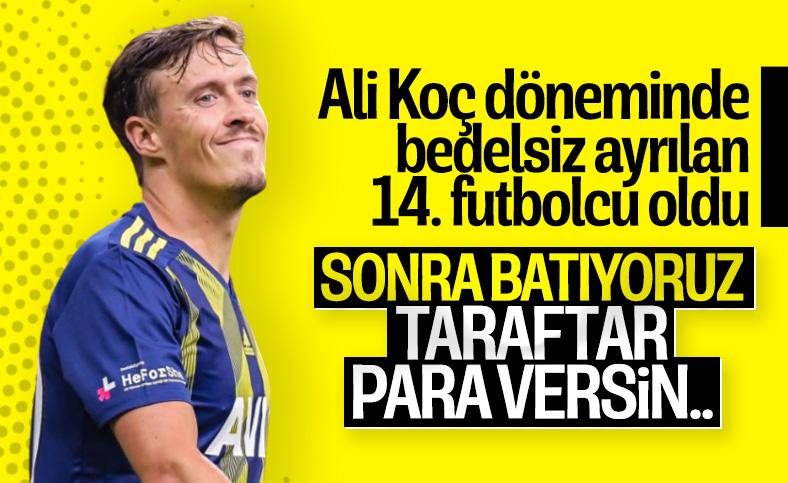 Fenerbahçe'ye gelen bedavaya gidiyor